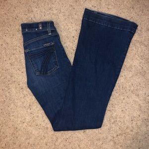7 FAM Dojo Jeans